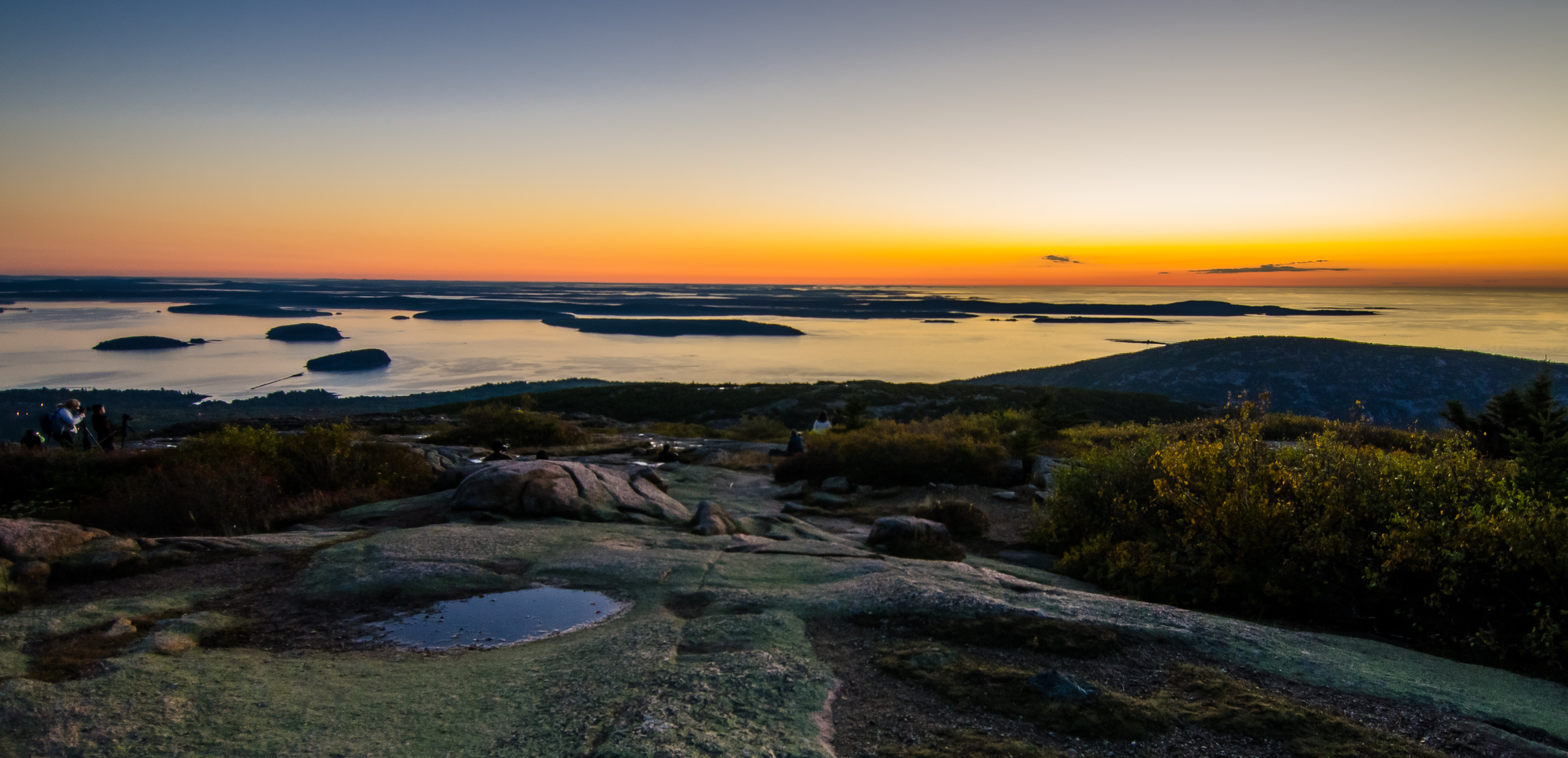 cadillac mountain sunrise the hippest pics. Cars Review. Best American Auto & Cars Review